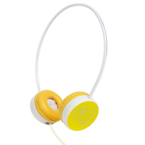 Groov-e My First Headphones for Children with Volume Limiter - Yellow Chick