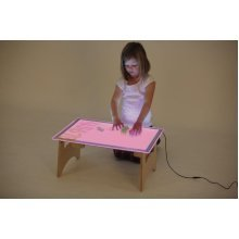 Childrens Colour Changing A2 Light Panel Table (73386) -Nursery/School