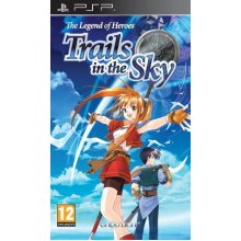 The Legend of Heroes Trails in the Sky (Sony PSP)