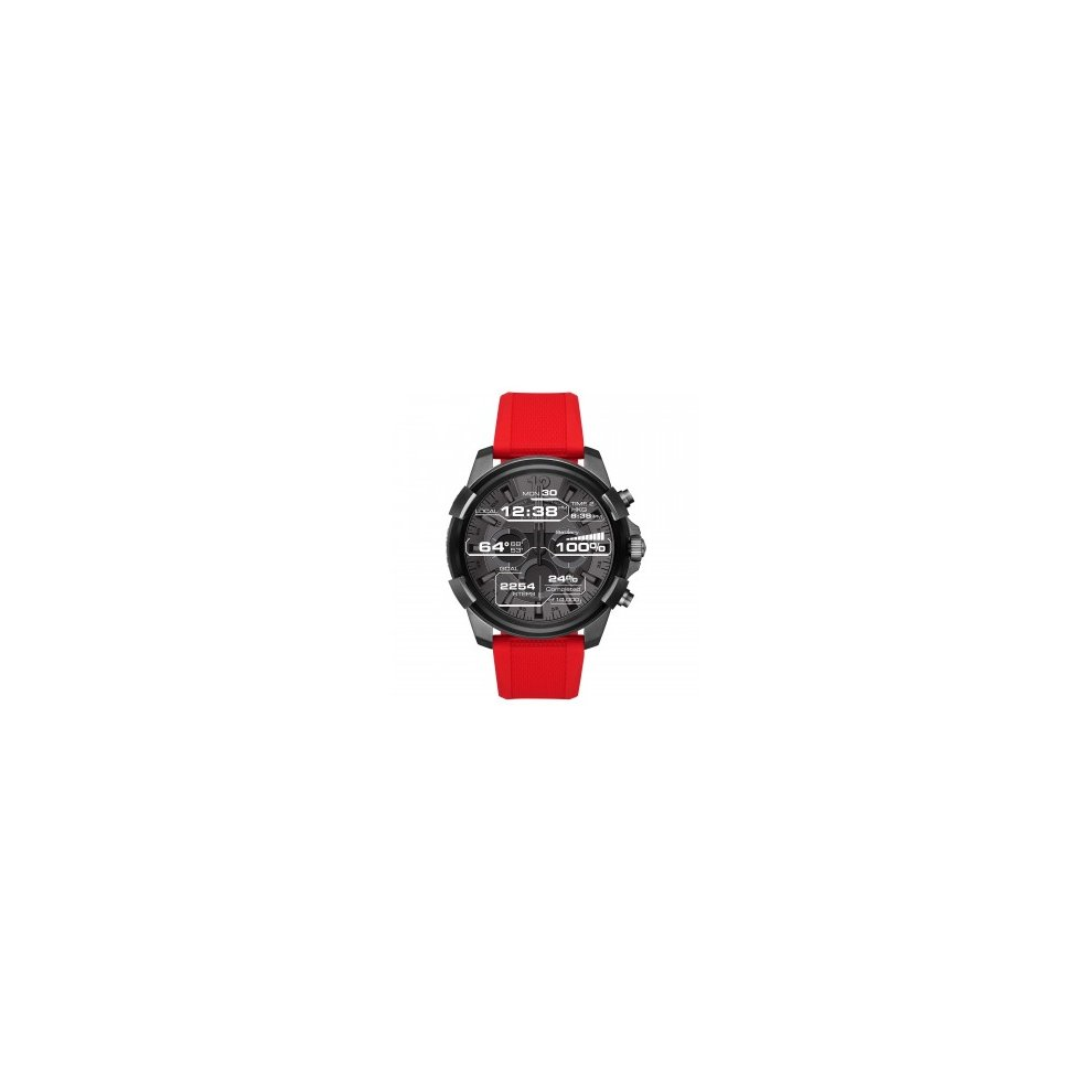 DIESEL SMARTWATCH FULL GUARD RUBBER RED DZT2006 - f18f88000ac99ac , DIESEL-SMARTWATCH-FULL-GUARD-RUBBER-RED-DZT2006-13495718 , DIESEL SMARTWATCH FULL GUARD RUBBER RED DZT2006 , Array , 13495718 , Jewellery & Watches , OPC-PDPW86-NEW