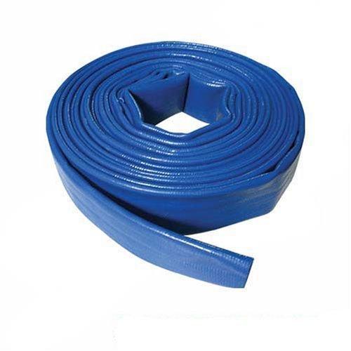 Silverline Lay Flat Hose 10m x 40mm -  flat hose x silverline 10m 40mm lay 868776 discharge