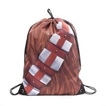 STAR WARS Chewbacca Bandolier Gymbag One Size - Multi-Colour (CI080434STW)
