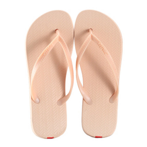 Unisex Casual Flip-flops Beach Slippers Anti-Slip House Slipper Complexion