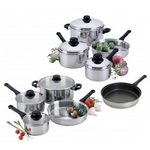 Focus Foodservice KPWB9036 6 qt. Dutch oven - Pack of 4