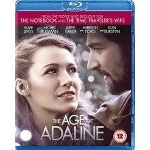 The Age of Adaline [blu-ray]