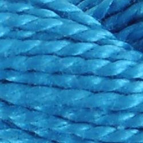 DMC Pearl Cotton Ball Size 8 87yd-Dark Bright Turquoise