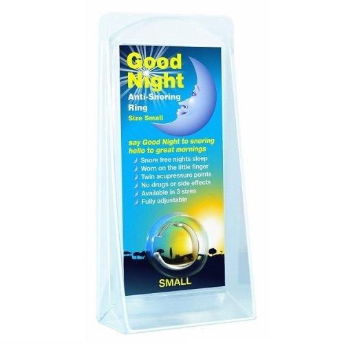Good Night Anti-Snoring Ring Small