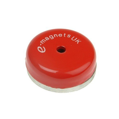 E-Magnets 827 Shallow Pot Magnet 29mm