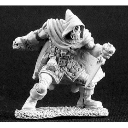 Reaper Dark Heaven Legends 03278 Rogan, 1/2 Orc Thief