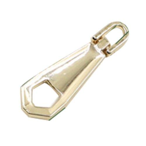 10 Pcs Metal Zipper Head Zipper Replacement Zipper Repair Kit Solution Slider #9