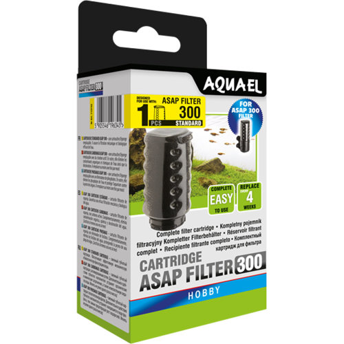 Aquael ASAP 300 Filter Cartridge Standard