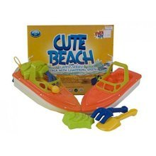Power Boat Sand Set -  power boat sand set