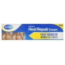 Sholl 60ml Cracked Heel Repair Cream -  repair cream scholl cracked heel 60ml active skin care
