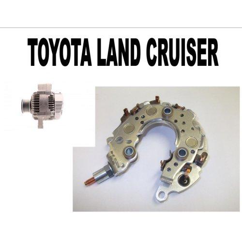 TOYOTA LAND CRUISER PRADO 3.0 2000 - 2002 NEW ALTERNATOR RECTIFIER