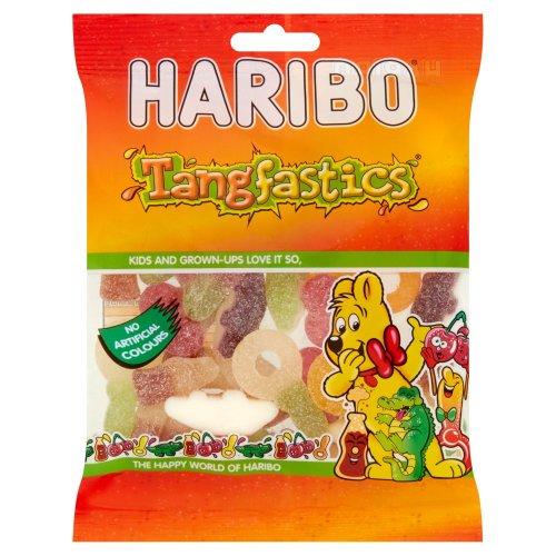 Haribo Tangfastics Sweets Bag 160g