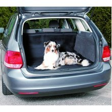 Trixie Car Boot Cover, 1.20 ラ 1.50 M, Black - Cover 1319 Waterproof Liner Dog -  car boot cover trixie 1319 black waterproof liner dog 120 puppy 15m