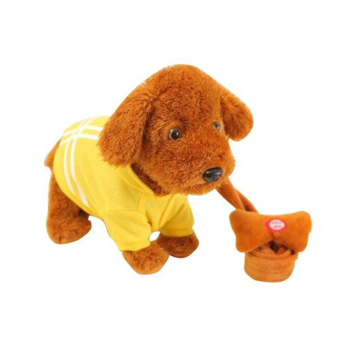 Electronic Simulation Toy Remote Control Electronic Pet-Yellow/Sport