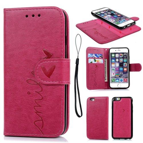 iphone 6 flip case pink