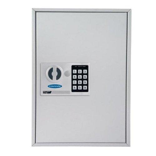 Large Key Cabinet Wall Mounted Electronic Lock Key 50 Keys Rottner