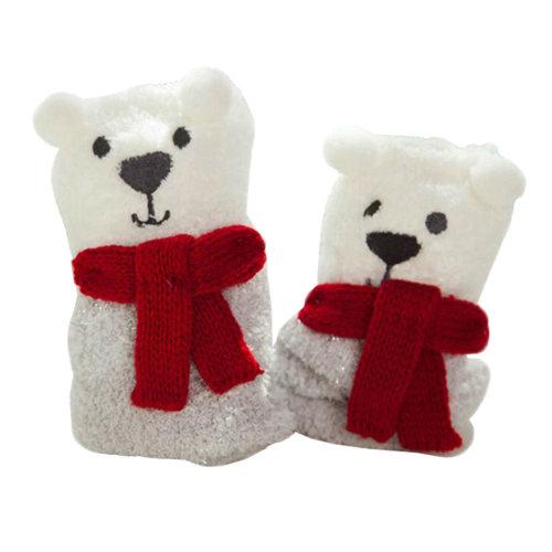 Hosiery Socks Baby Keep Warm Floor Socks High Tube Socks Boot Socks-A4