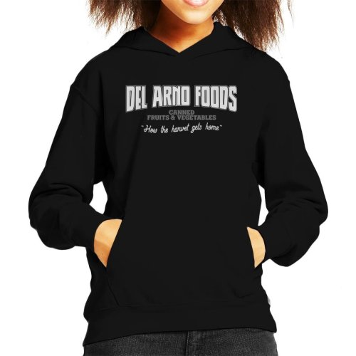 Del Arno Foods Walking Dead Kid's Hooded Sweatshirt