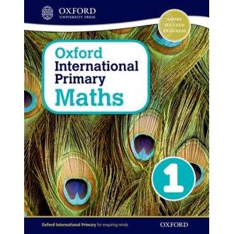 Oxford International Primary Maths: Stage 1: Age 5-6: Student Workbook 1
