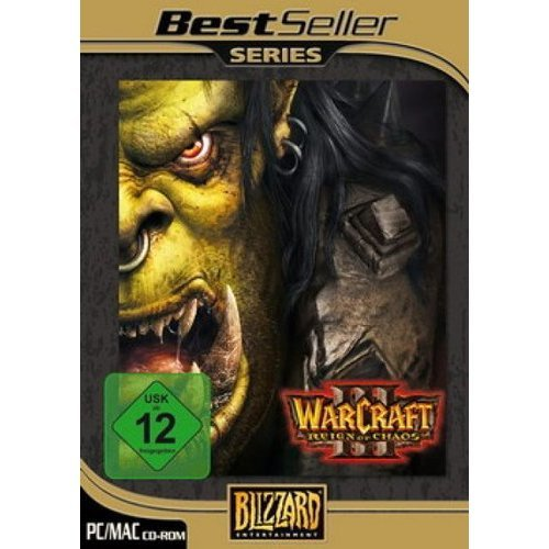 Warcraft 3 Reign of Chaos (Mac/Win)