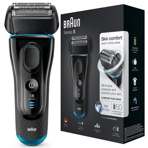 Braun Series 5 5140 Men Electric Foil Shaver Wet/Dry Rechargeable Cordless Razor