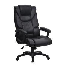 Eliza Tinsley Titan High Back Executive Swivel Computer Desk Armchair - Black