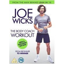 Joe Wicks - The Body Coach Workout DVD