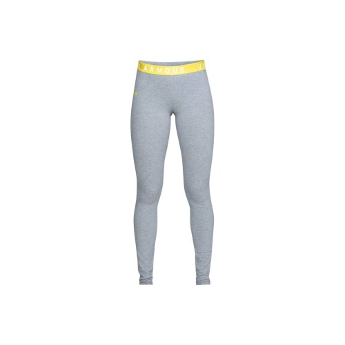 Under Armour Favorites Legging 1311710-035 Womens Grey leggings Size: - UK