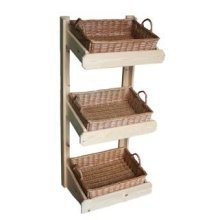 Large Rectangular Bread Display Stand