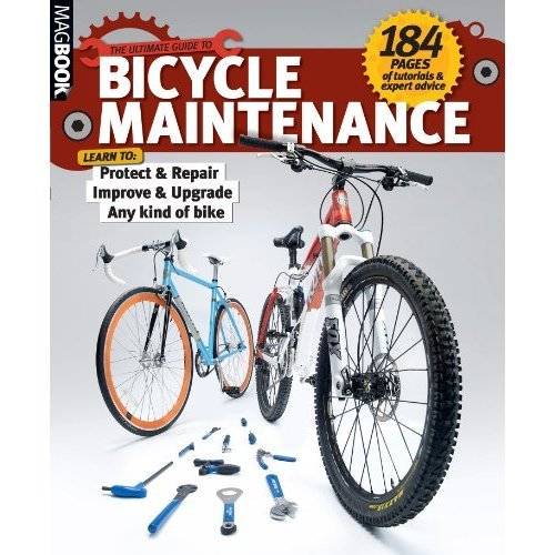 Ultimate Guide to Bicycle Maintenance MagBook