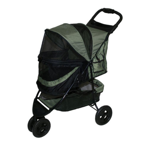 Happy Trails No Zip Stroller Special Edition Sage