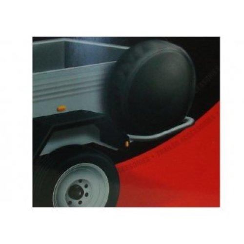 """13"""" Spare Trailer Wheel Cover - Maypole 13 Mp94713 Diameter Wheels 13inch Dp -  trailer wheel cover maypole 13 spare mp94713 diameter wheels 13inch dp"""