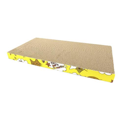 Animals Favorite Cat Scratcher Cardboard- Cat Claws Care Toy Scratcher Bed Mat,#2