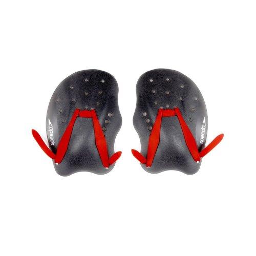 Speedo Unisex Adult Tech Paddle - Red/Grey, Medium