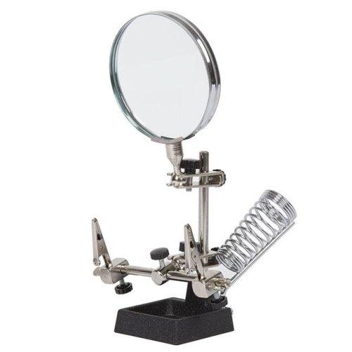 Stalwart 75-KS508 2.5X Helping Hand Magnifier