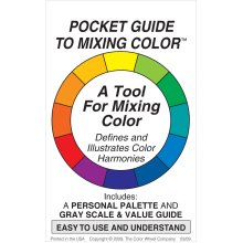 "Pocket Guide To Mixing Color-3""X5"""