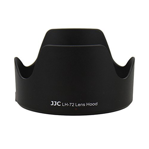 jjc lh72 lens hood shade for canon ef 35mm f2 0 is usm replaces ew72