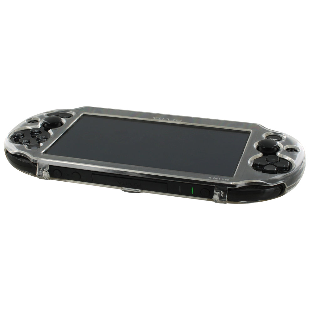 Protective case for PS Vita 2000 Slim Sony crystal shell ZedLabz – clear