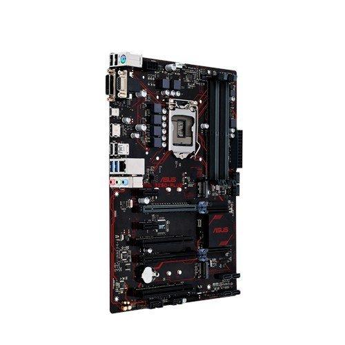 Asus Prime B250-plus Intel B250 Lga1151 Atx Motherboard
