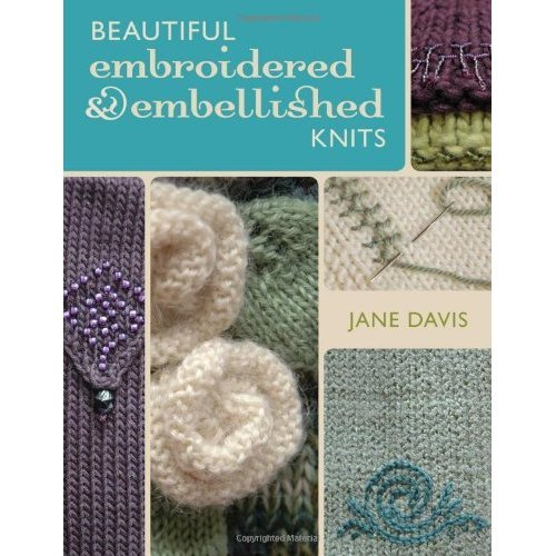 Beautiful Embroidered & Embell Knit