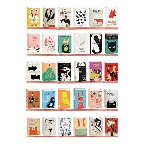 30PCS 1 Set Creative Postcards Artistic Beautiful Postcards, The Story