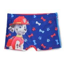 Paw Patrol Swimming Boxers - Red