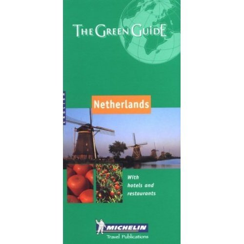 Netherlands Green Guide (Michelin Green Guides)