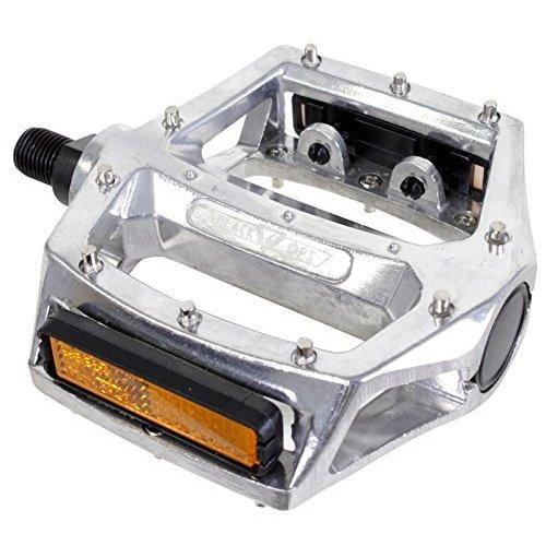 Black Ops BMX Platform Pedals 12 Silver