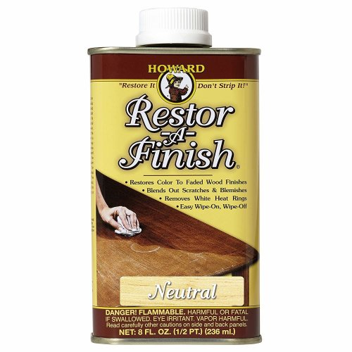 Restor-A-Finish Wood Treatment Oil