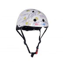 Kiddimoto Children's Bike / Scooter / Skateboarding Helmet - Fossil Design
