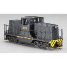 Bachmann Industries Santa Fe 465 GE 44 Ton Switcher Locomotive Car
